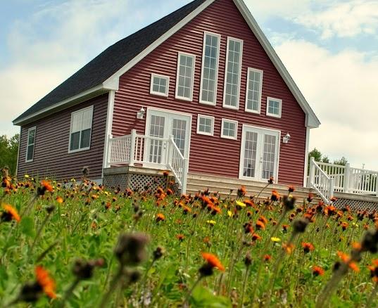 Maple Leaf Chalet Modular Homes House Styles Modular