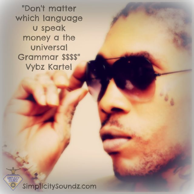 Vybz Kartel Love Quotes - DANCEHALL QUOTES N SONGS on