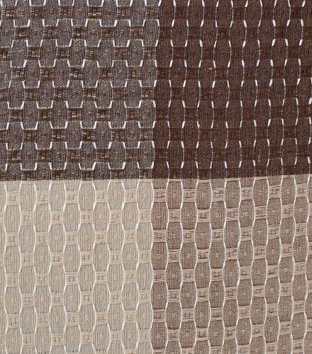Ριχτάρι Olivia Βαμβακερό Υφαντό Αργαλειού Καφέ σε 5 διαστάσεις - Ριχτάρια | Pennie®