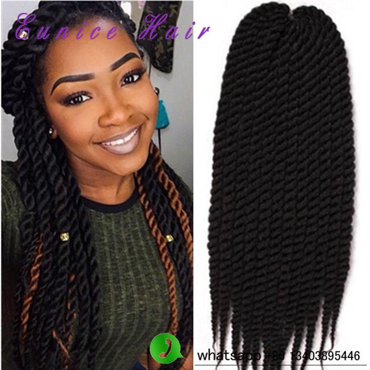 Best 25 crochet hair extensions ideas on pinterest natural 3 7packs eunice18 inch crochet hair extensions havana mambo twist crochet pretwist hair style crochet pmusecretfo Choice Image