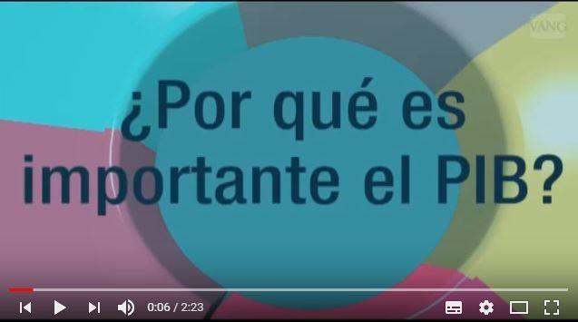 ¿Por qué es importante el PIB? Vídeo de Xavier Sala i Martin
