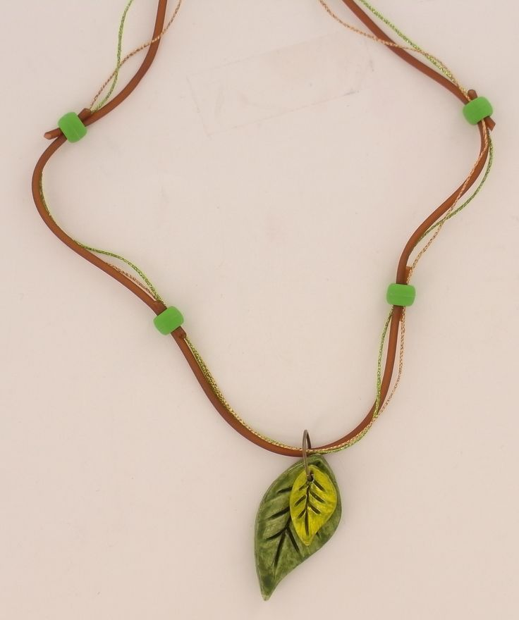 362 best diy jewelry ideas images on pinterest polymers necklaces model air leaf pendant solutioingenieria Images