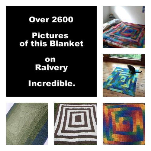 10-Stitch Blanket - Easy FREE Pattern - Loom A Hat ...