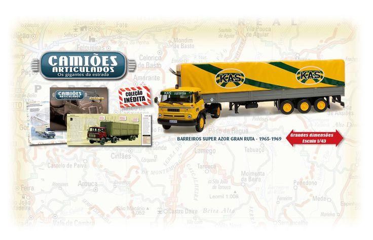 Camiões Articulados