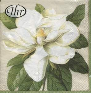 Serwetka papierowa - Magnolia cream - 00430