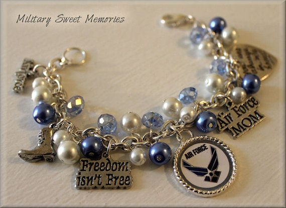 AIR FORCE Mom by MilitarySweetMemorie on Etsy