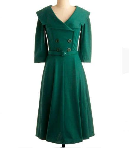 The secretary dress