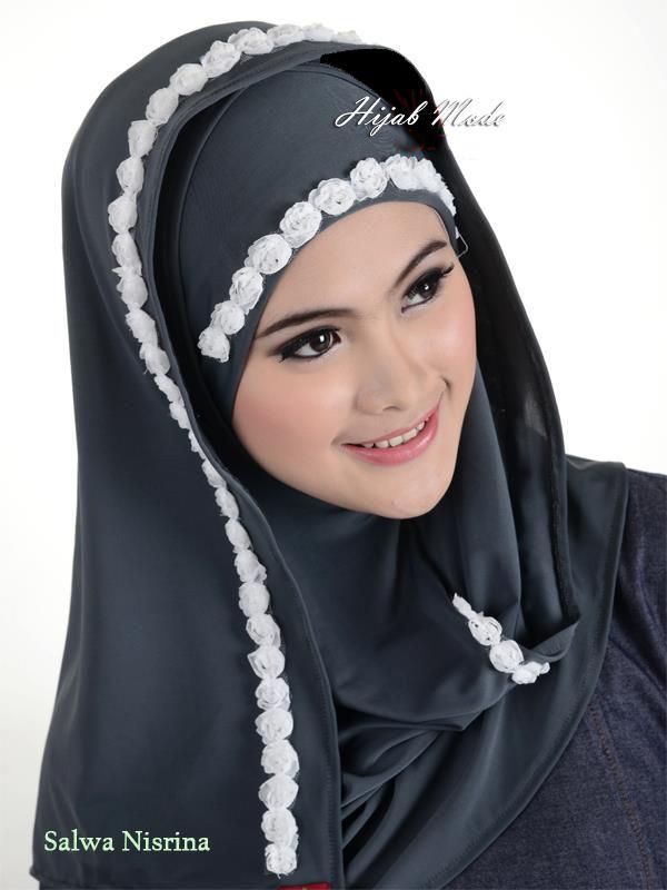 Hijab fashion - Hijab coton ~ Hijab et voile mode style mariage et ...