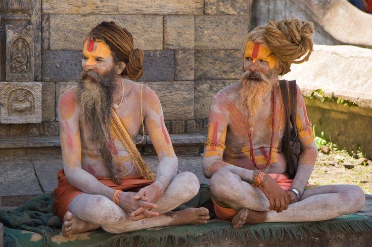 Nella Valle di #Kathmandu #nepal #viaggi #travel #viaggiare #viaggi #hindu #zen #meditation