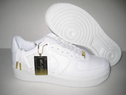 Air Force Ones !!!!!  A Classic