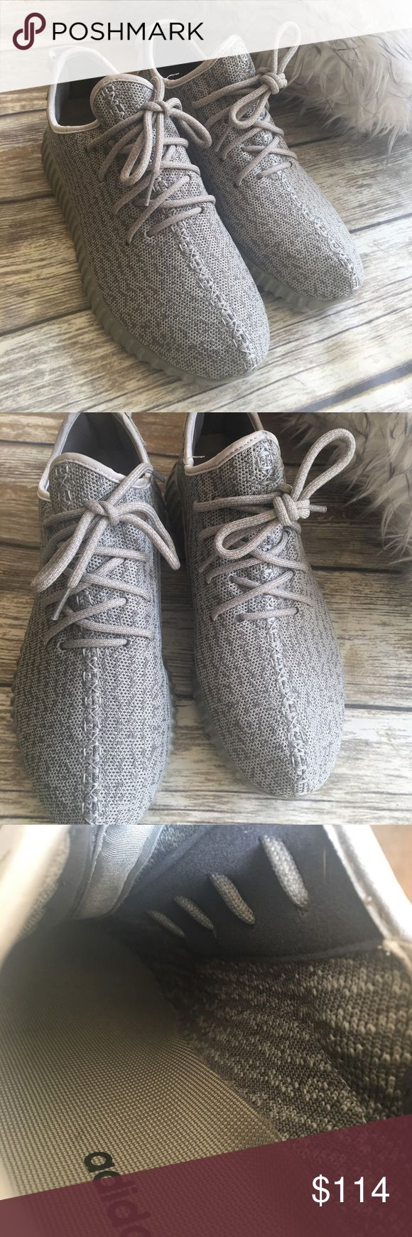 Boost 350- Moonrocks Don't ask the obvious.  UA but good ones! U n a u t h o r I z e d !!! Worn like twice. Super clean bottoms. The uppers are in perfect condition. See pics.  No I will not text you or email you.  All business on poshmark only Yeezy Shoes Athletic Shoes