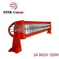 24 Inch 120W Dual Row Off Road LED Light Bar Yita-B120-D5R