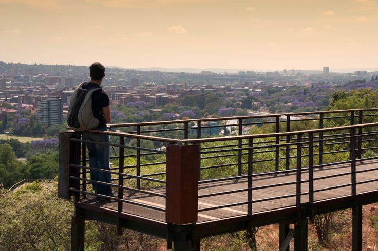 The Freedom Park_vhuwaelo walkway, Pretoria, South Africa
