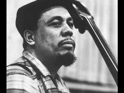 "Charles Mingus plays ""Moanin'"" on the recording 'Nostalgia in Times Square' with Ronnie Cuber on the baritone sax, 1993.  Great jazz!"