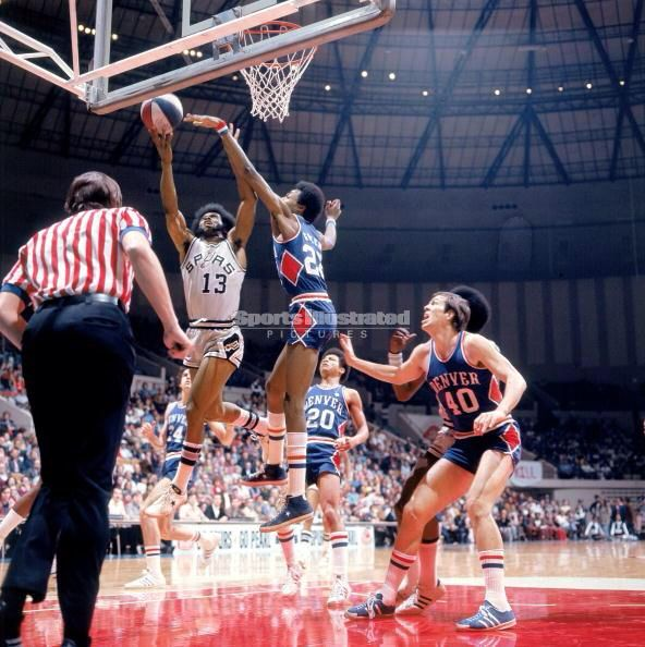 Nuggets Hall Of Famers: 17 Best Images About Vintage Sports On Pinterest