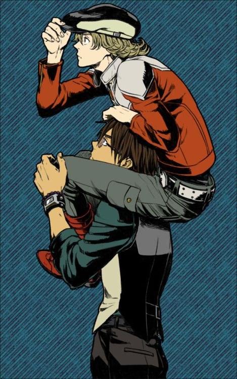 <3 Tiger and Bunny