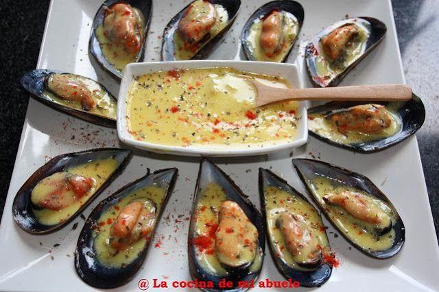 La cocina de mi abuelo recopilatorio mejillones recipes recetas pinterest recetas and - La cocina de mi abuelo ...