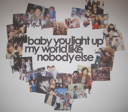 You dont know you're beautiful!~Heart, Dorm Room, Cute Ideas, One Direction, Valentine Ideas, Friendship Quotes, Pictures Frames, Inspiration Quotes, Onedirection