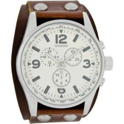OOZOO Brown Leather Strap C6443