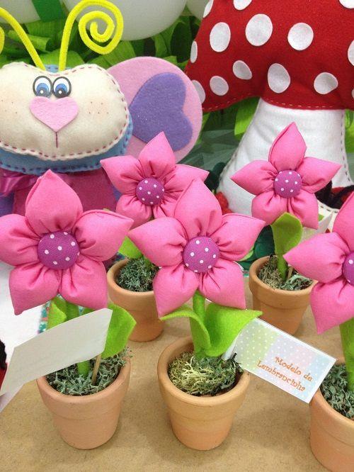 Montando minha festa: Várias ideias de centro de mesa econômico tema Jardim Encantado para você se inspirar!
