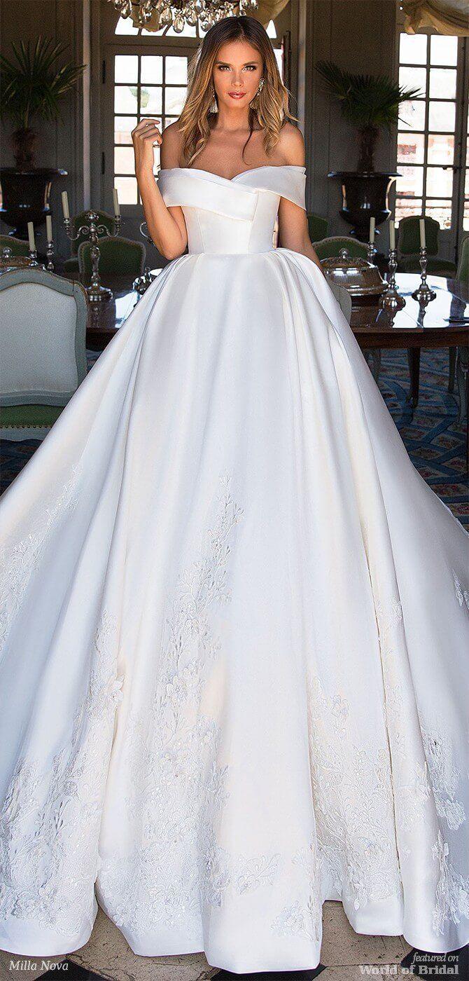 Milla Nova 16 Brautkleider  Milla nova wedding dresses, Ball