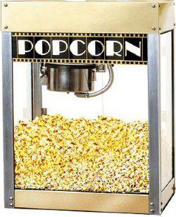 HTD Canada 6 oz Premiere Commercial Popcorn Machine