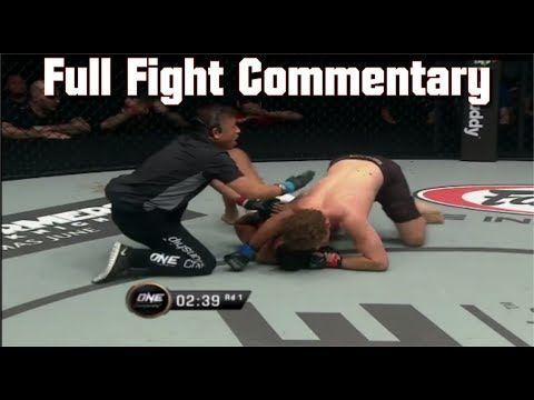 ONE FC 55 | Ben Askren vs Agilan Thani Full Fight ONE Championship: Dyna...