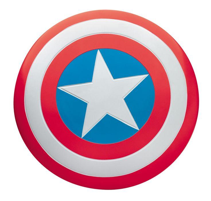 Capt America Shield 24 In Diam