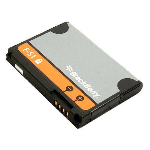 BlackBerry FS-1 Original 1270 mah-Battery for BlackBerry 9800 Torch - Packaging - Gray/Orange