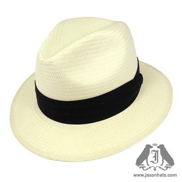 Straw Fedora Hat (Men)                #HavanaTheme  #Cuban