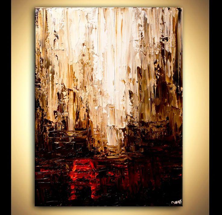 red-cab-original-city-painting-palette-knife.jpg 850×823 pixels