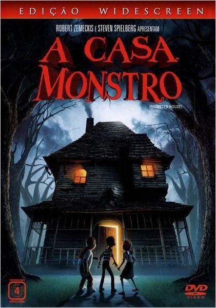 A Casa Monstro : poster