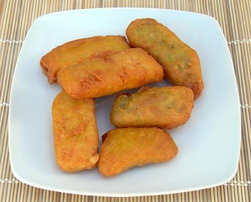 Baccala' fritto
