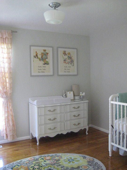 My Room: Brooke's Baby Girl Salt Lake City, UT | Apartment Therapy
