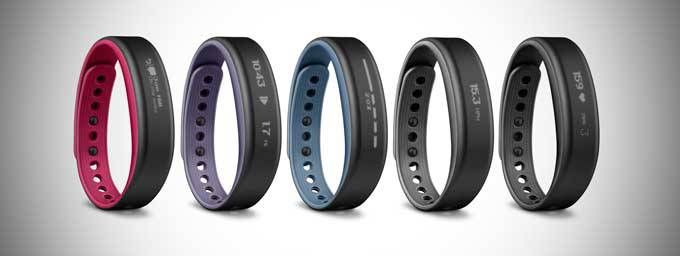 Fitbit Jawbone Garmin and Mio fitness bands criticized for privacy failings