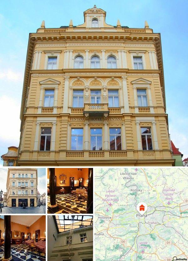 El hotel está situado en el corazón histórico de Praga, en la mundialmente famosa plaza del casco antiguo, orientada hacia el reloj Astronómico y rodeada por la llamada carretera del rey y la Iglesia de Nuestra Señora en frente del Týn. Hay restaurantes, tiendas y lugares para salir por la noche, todo ello a unos 200 m. La estación de metro más cercana queda a unos 300 m y la estación de tren dista 800 m aproximadamente. El aeropuerto de Praga Ruzyně está a unos 12 km del alojamiento.
