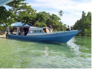 Bunaken beach resort