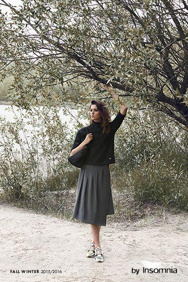Fotograf: Monika Kmita Art director i stylizacja: Marta Kalinowska Modelka: Maria Magdalena/More  Make-up i włosy: Rafał Żurek/Metaluna