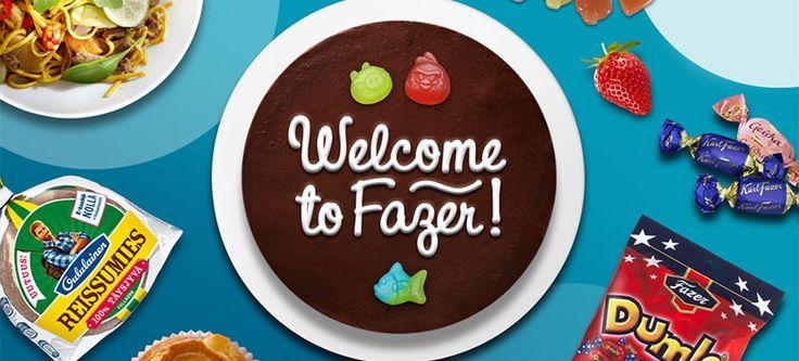 Tervetuloa Fazerille! - Fazer