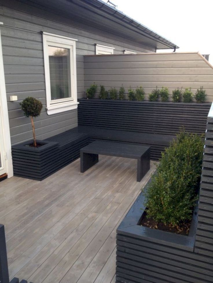 52 Built-in Planter Ideas That Easily Beautify Your Outdoor Space