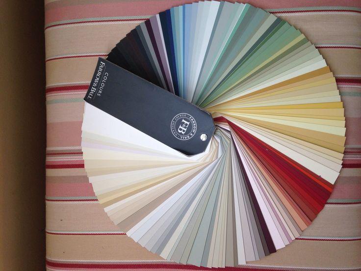 Too many nice colours #farrowandball
