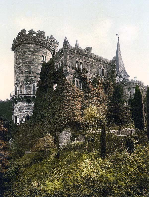 Lowenburg, Wilhelmshohe, Cassel i.e., Kassel, Hesse-Nassau, Germany