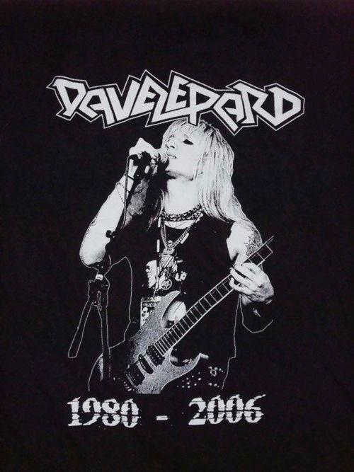 Dave Lepard // Crashdiet