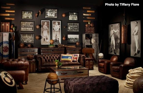 Must Have Man Cave Accessories : Must have items for the ultimate man cave men