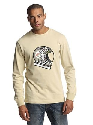 64% OFF Billionaire Boys Club Men's Long Sleeve Gamonaut Shirt Sweatshirt (Bog)
