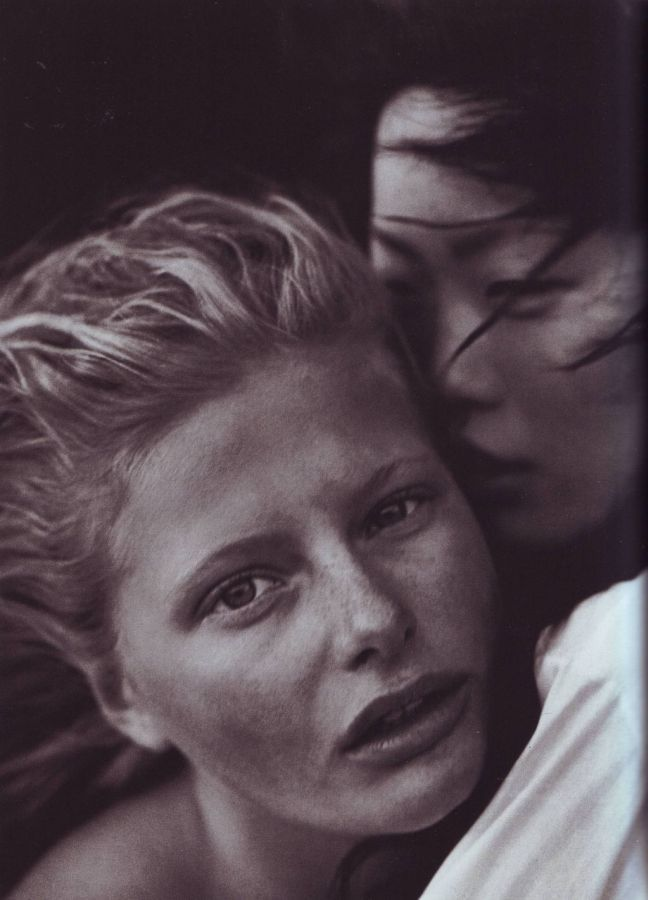pinterest.com/fra411 #photography - A windy summer by Peter Lindbergh
