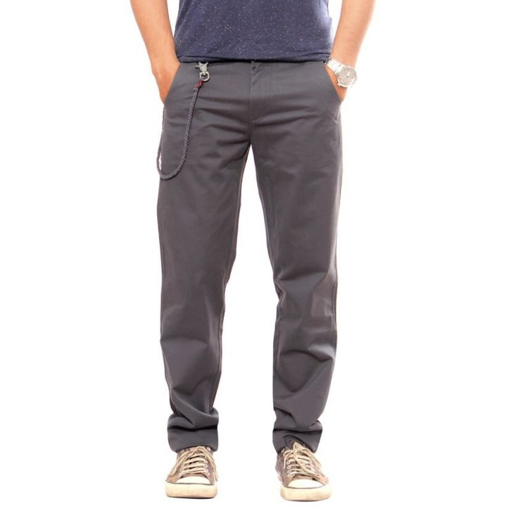 Mens Corp4 Regular Fit Gray Trouser- Showcase a smart and regal look in this pair of trousers from Uberurban.in