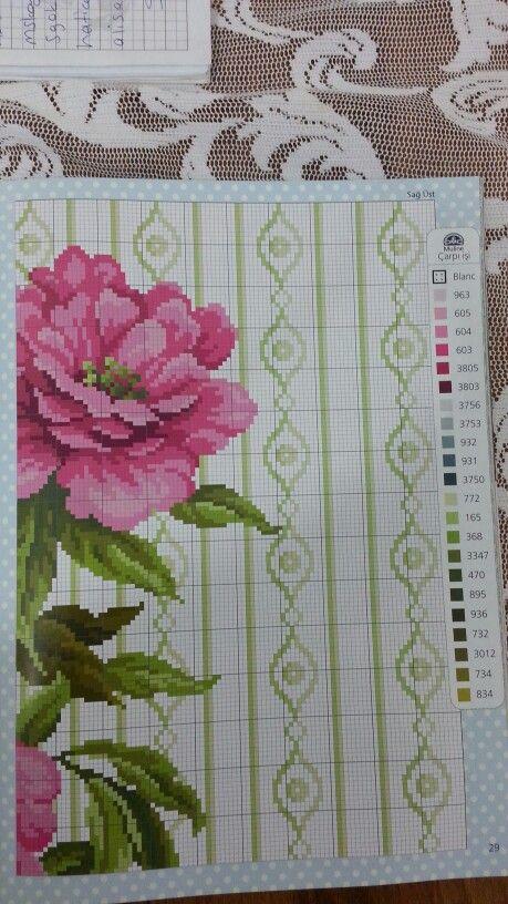 Vazolu çiçek 3