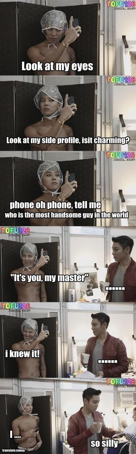"Kpop meme ""GD lol"""