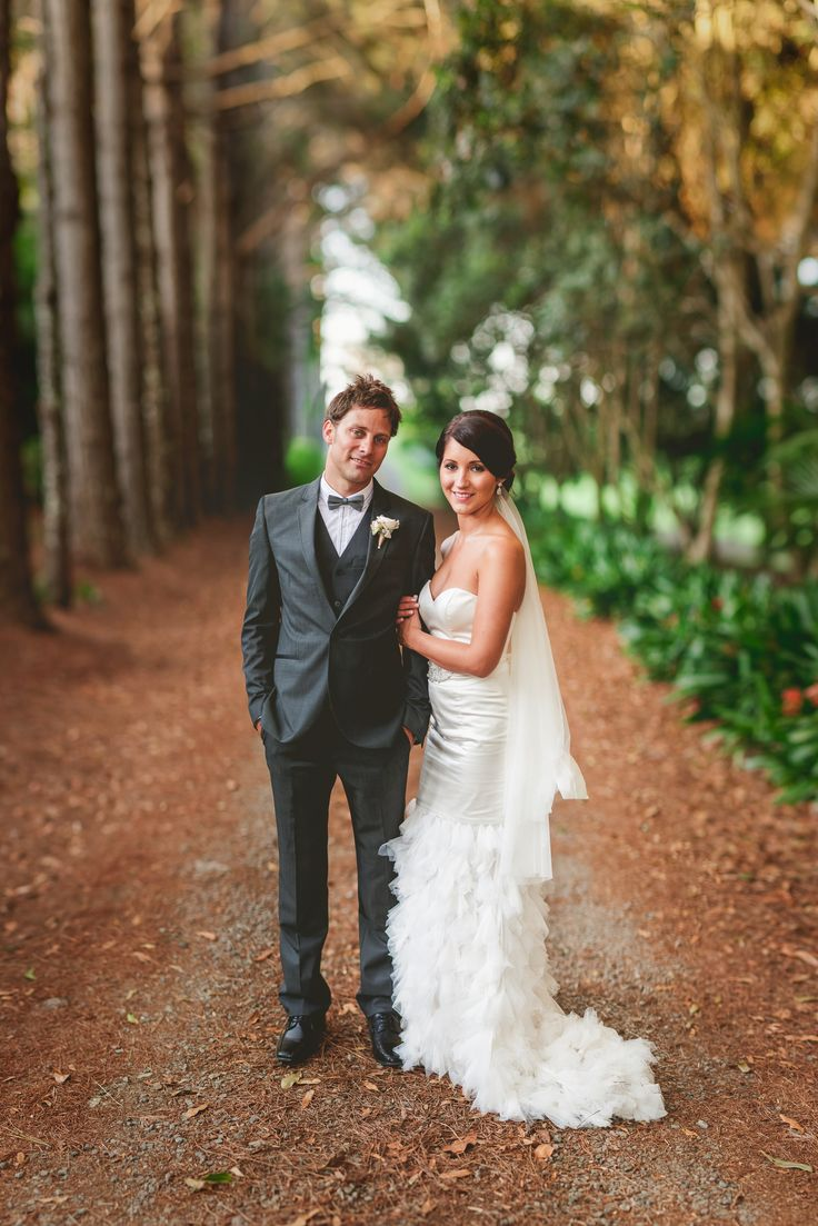 Maleny wedding portrait